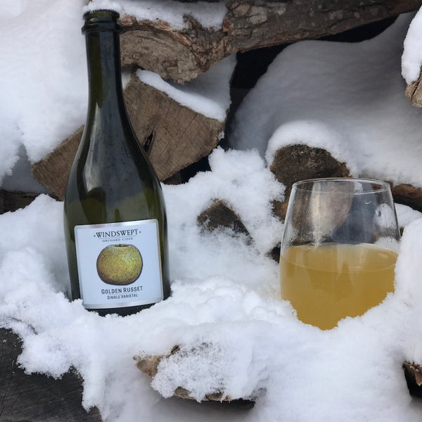 February at the Cidery