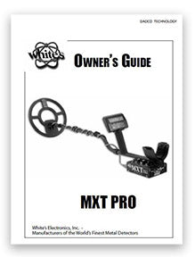 white s mxt all pro metal detector w 10 inch dd coil gold digger