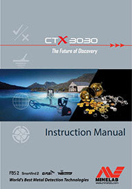 minelab ctx 3030 owners manual
