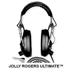 DetectorPro Jolly Rogers Ultimate Headphones