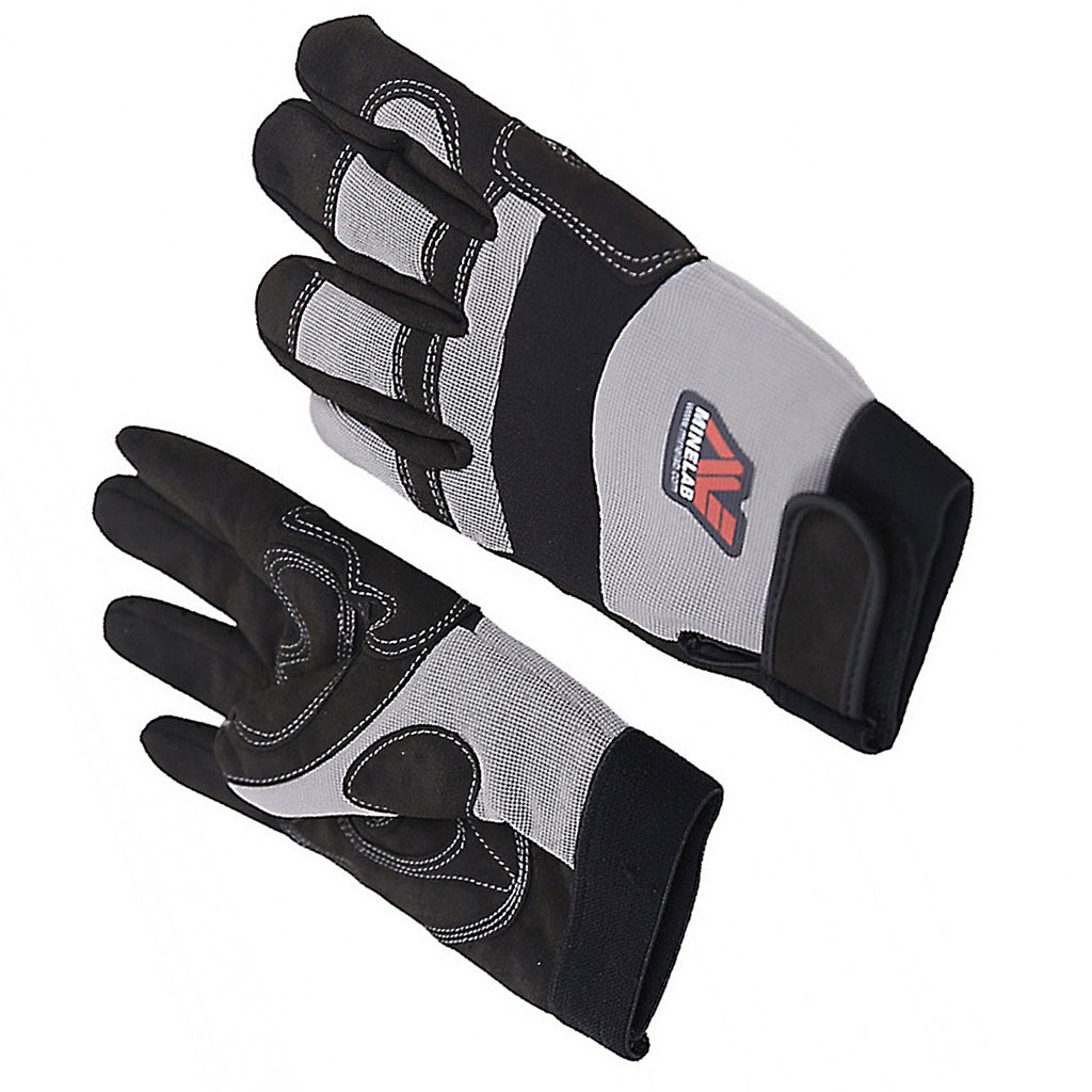 Minelab Treasure Hunting Gloves