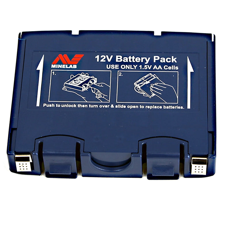 Minelab Classic Alkaline Battery Holder