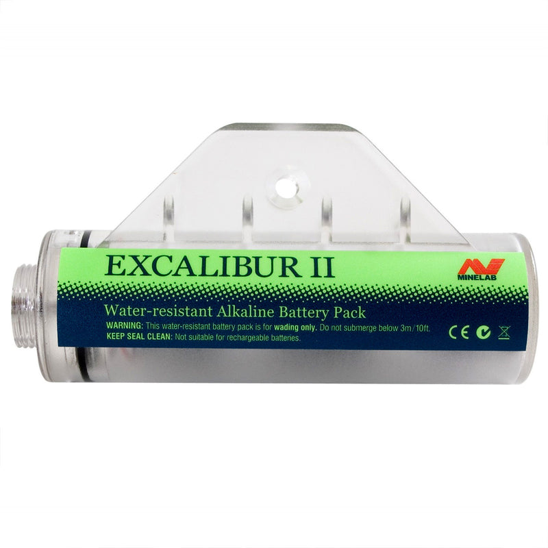 Minelab Rechargeable NiMH Battery for Excalibur II