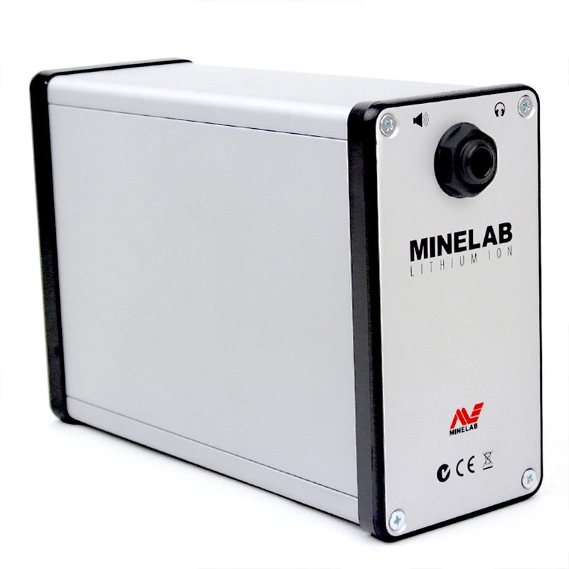 Minelab Lithium Ion Battery for GPX
