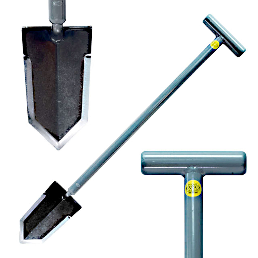 Lesche Sampson 31 Inch T-Handle