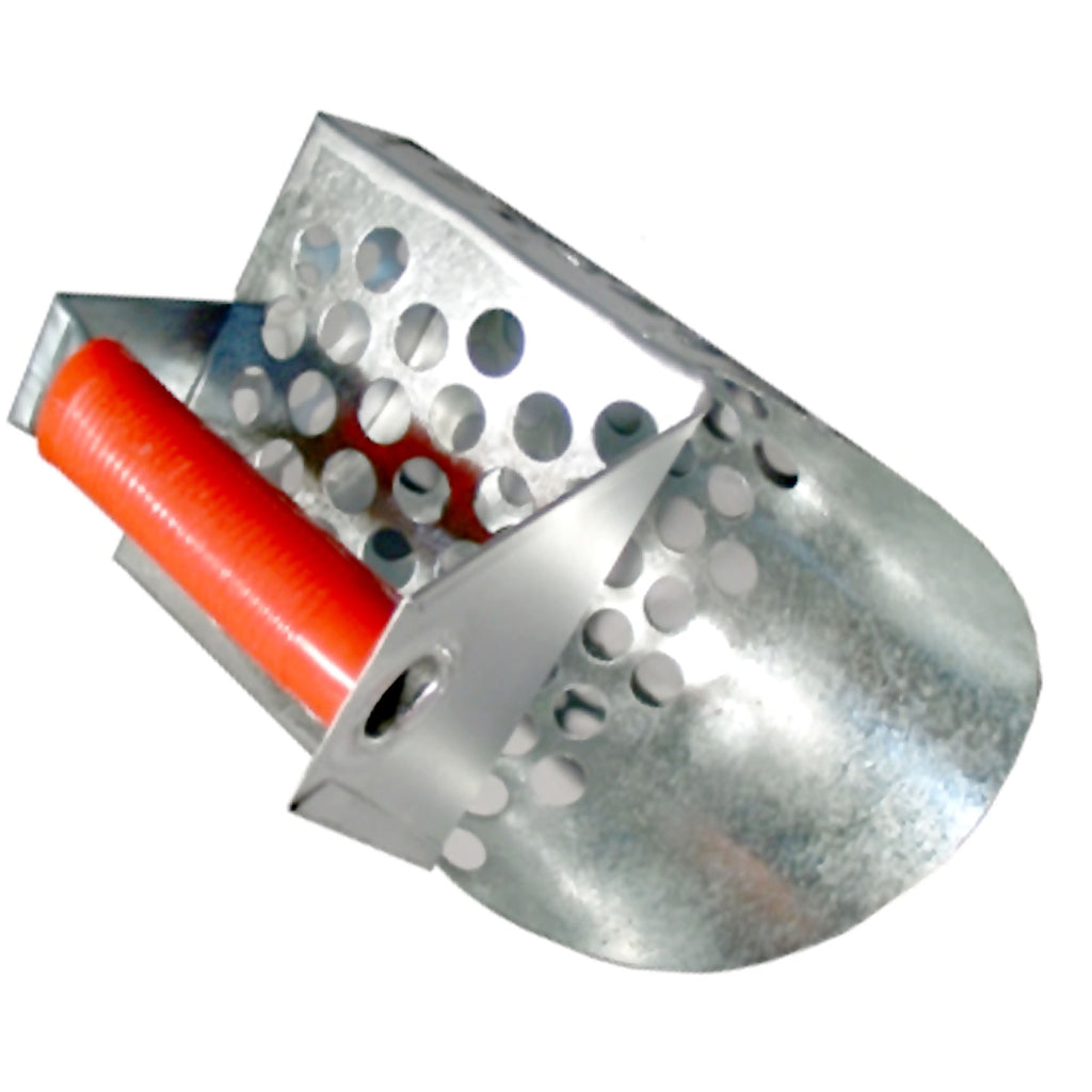 Dalyn Galvanized Sand Scoop #SS-GAL