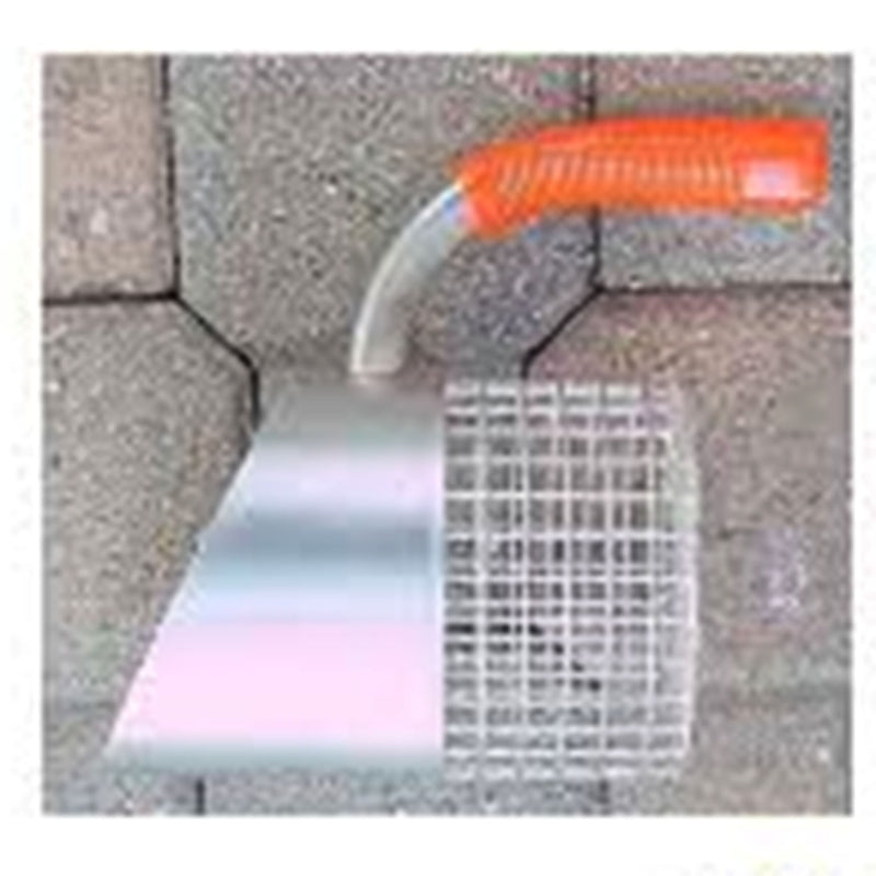 "RTG Galvanized Super 5"" Quick Drain Sand Scoop #SS-SUP5"