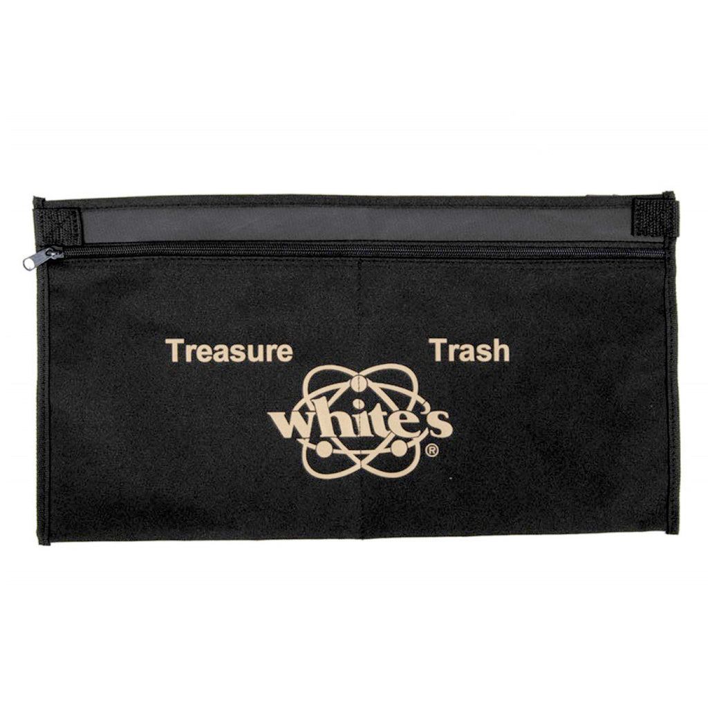 White's Black Deluxe Treasure Apron