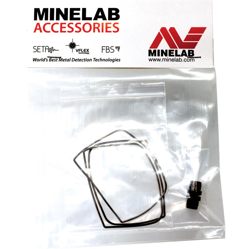 Minelab CTX / GPZ  Battery Seal & WP Cap