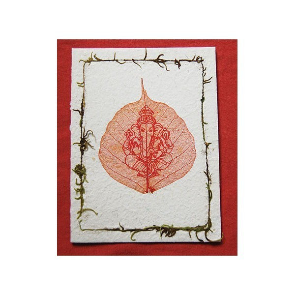 Handmade Greeting Card (Pack Of 10)