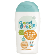Good Bubble | Cloudberry Extract Hair & Body Wash 100ml |A LITTLE FIND