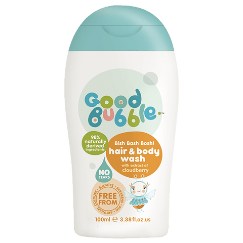 Good Bubble | Cloudberry Extract Hair & Body Wash 100ml | A Little Find