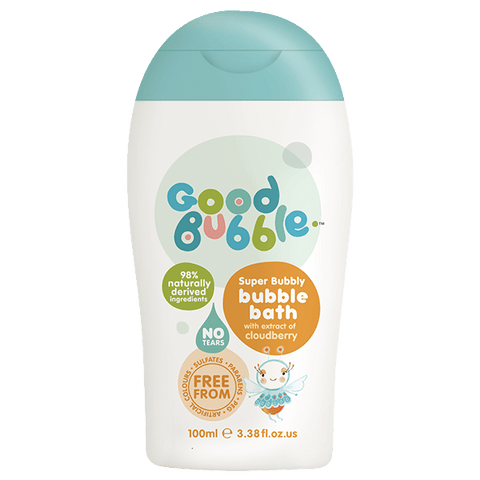 Good Bubble | Bubble Bath with Cloudberry Extract 100ml | A Little Find