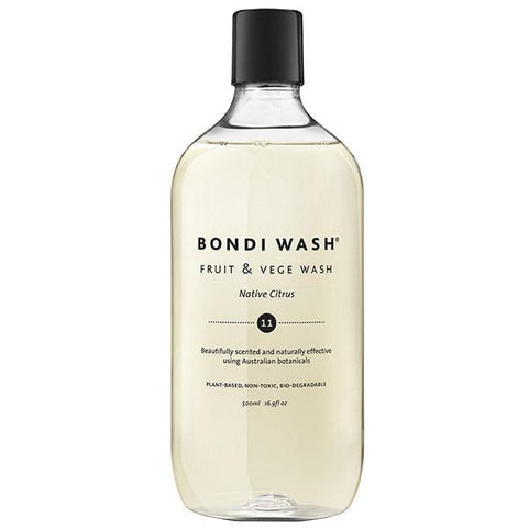 Bondi Wash | Fruit & Vege Wash - Native Citrus 500ml | A Little Find