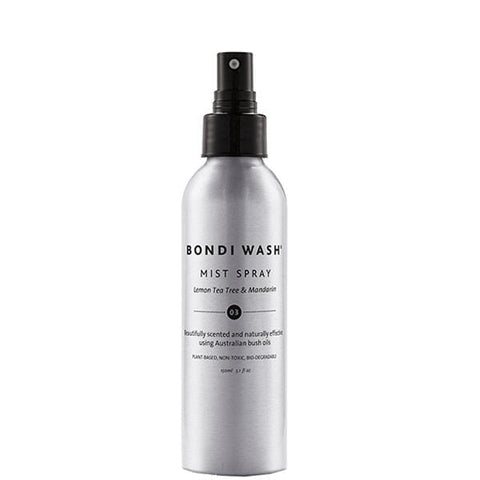 Bondi Wash | Mist Spray - Lemon Tea Tree & Mandarin | A Little Find