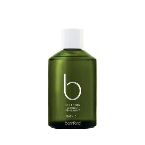 Bamford | Geranium Bath Oil - 250ml | A Little Find