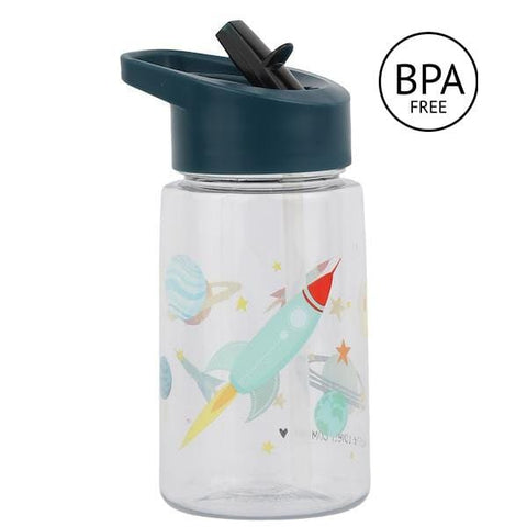 Water Bottle - Space - 400 ml/ 14 fl oz