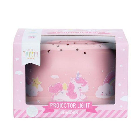 A Little Lovely Company | Projector Light - Unicorn | A Little Find