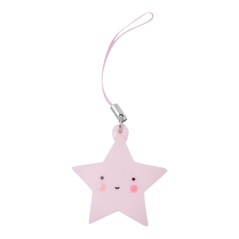 A Little Lovely Company | Little Charm - Star - Pink | A Little Find