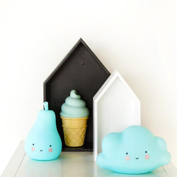 A Little Lovely Company | Little Ice Cream Light - Mint | A Little Find