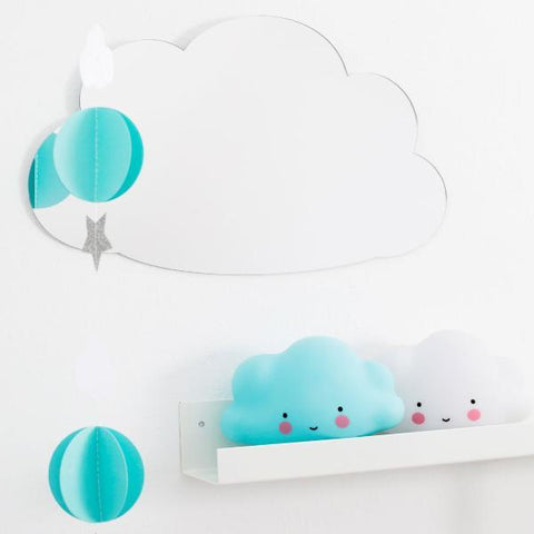 A Little Lovely Company | Little Cloud Light - White | A Little Find