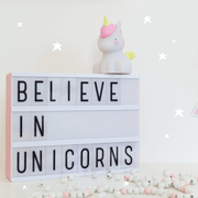 A Little Lovely Company | Little Unicorn Light | A Little Find