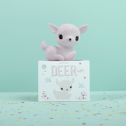 A Little Lovely Company | Little Deer Light - Pink | A Little Find