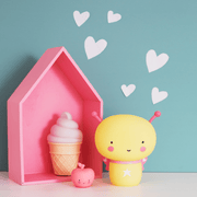 A Little Lovely Company | Little Ice Cream Light - White | A Little Find