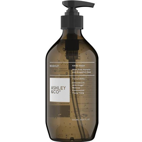 Ashley & Co | Hand Wash - Tui & Kahili - 500ml | A Little Find