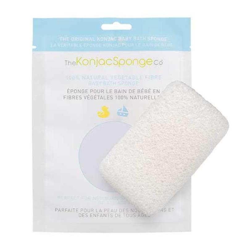 The Konjac Sponge Company | Konjac Baby Bath Sponge | A Little Find