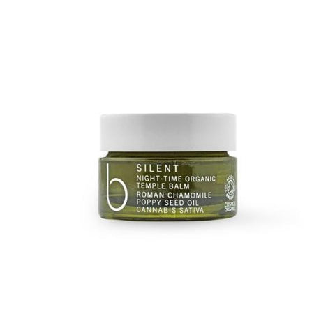 Bamford | B Silent Night Time Organic Temple Balm | A Little Find
