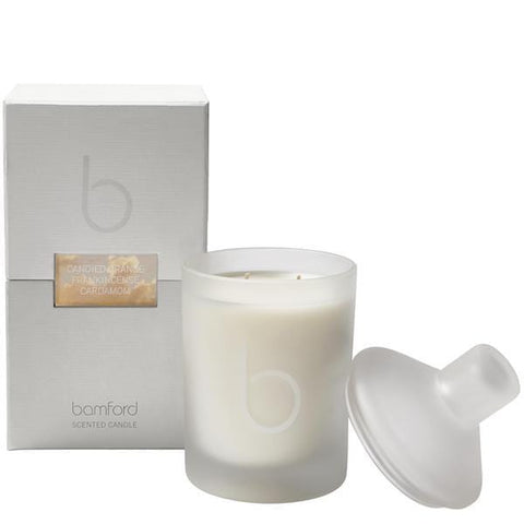 Bamford | Candied Orange Double Wick Candle | A Little Find