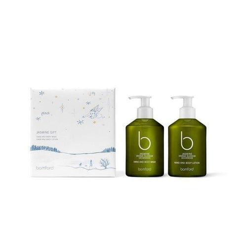 Bamford | Jasmine Christmas Hand & Body Gift Set | A Little Find