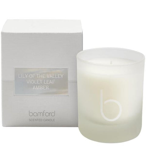 Bamford | Lily Of The Valley Single Wick Candle | A Little Find