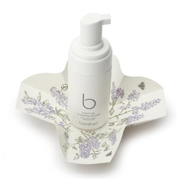 Bamford | Purifying Cleansing Mousse - 100ml | A Little Find