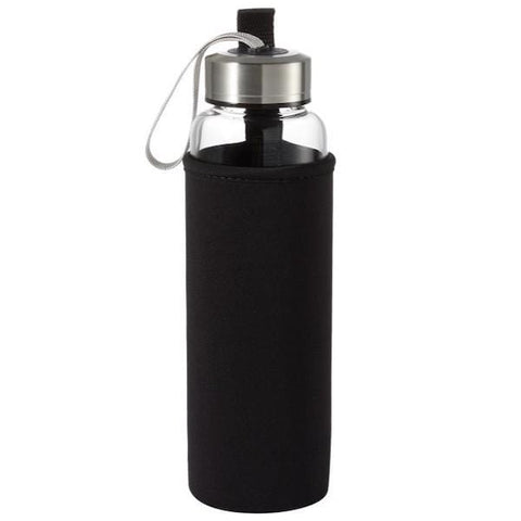 Bamford | Obsidian Water Bottle - Black 18oz | A Little Find