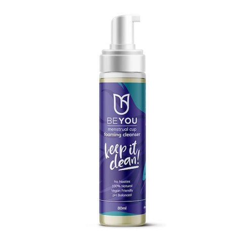 BeYou | Menstrual Cup Wash - 80ml | A Little Find