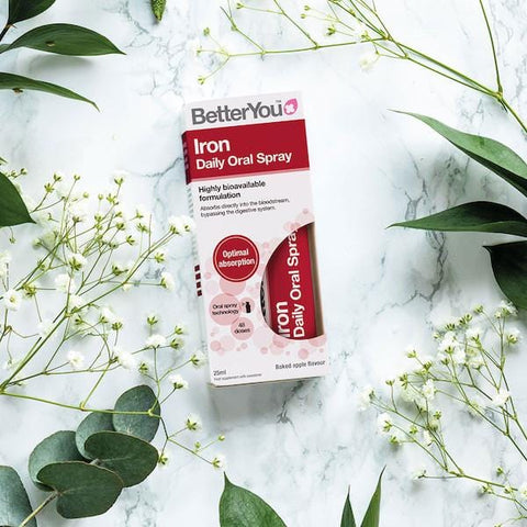 Better You | Iron Oral Spray - 25ml | A Little Find