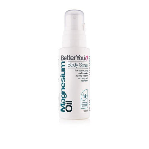 Better You | Magnesium Oil Body Spray - 100ml | A Little Find