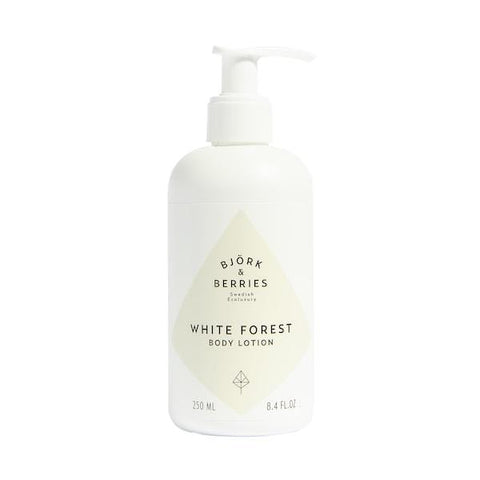 Bjork & Berries | White Forest Body Lotion - 250ml | A Little Find