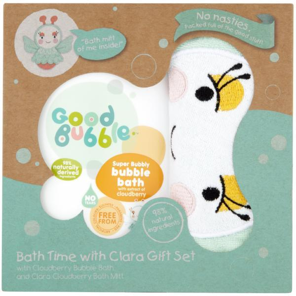 Good Bubble | Cloudberry Clara Bubble Bath Kit | A Little Find