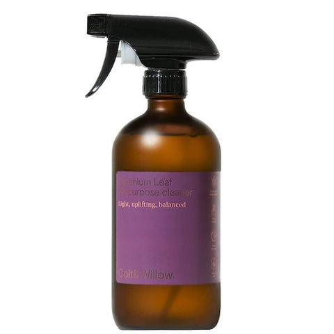 Colt & Willow | Geranium Leaf All-purpose Cleaner | A Little Find