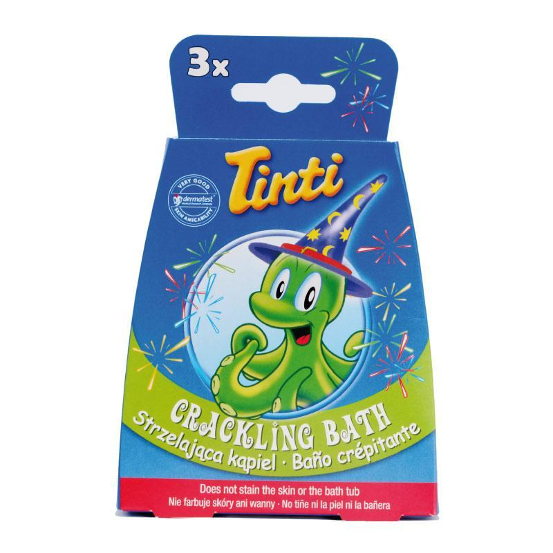 Tinti | Cracking Bath Pops Pack of 3 | A Little Find