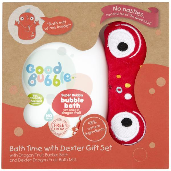 Good Bubble | Dragon Fruit Dexter Bubble Bath Kit | A Little Find