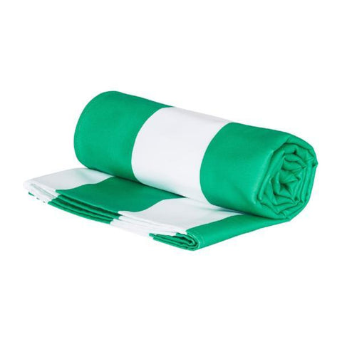 Dock & Bay | Towel Cabana Cancun Green | A Little Find