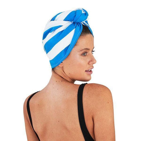 Dock & Bay | Hair Wrap - Bondi Blue | A Little Find