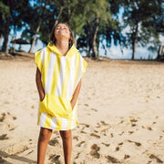 Dock & Bay | Mini Poncho - Boracay Yellow - Toddler | A Little Find