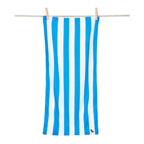 Dock & Bay | Quick Cool Towel - Bondi Blue | A Little Find