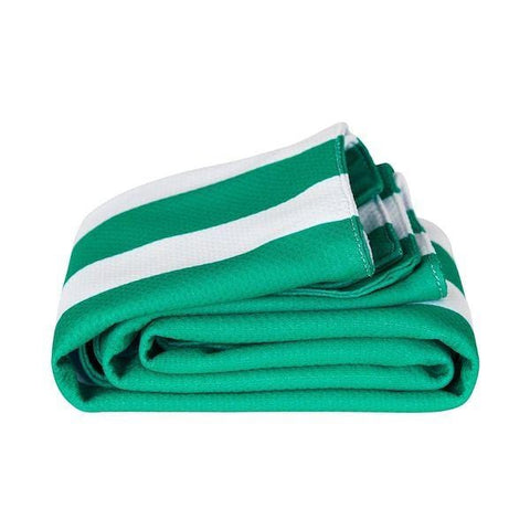 Quick Cool Towel - Cancun Green