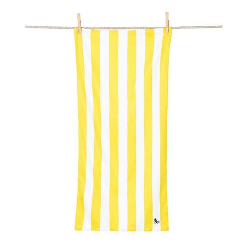 Dock & Bay | Quick Cool Towel - Boracay Yellow | A Little Find